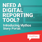 Donor reports have never been this easy. High-volume reporting on demand with Mythos. Learn more!